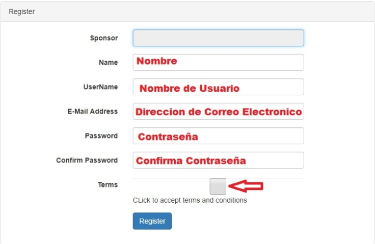 registrarse en traffichurricane para hacer dinero online