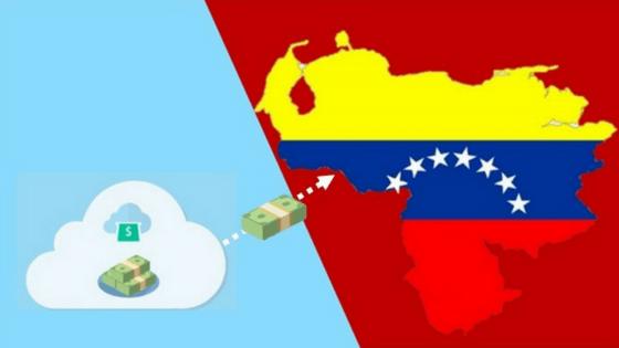 como mandar dinero a venezuela al cambio del dolar paralelo