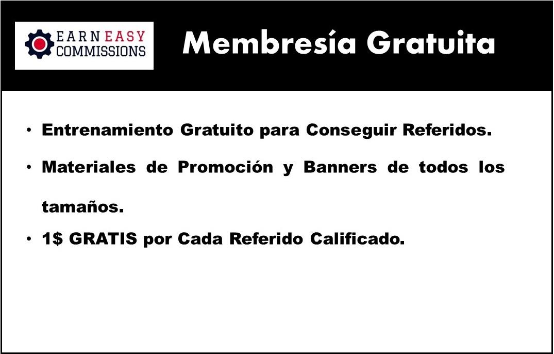 membresia gratuita del programa de afiliados y cpa earn easy commissions